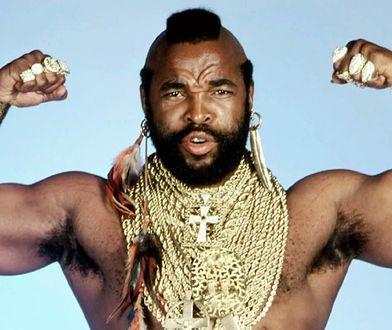 Mr. T: nieznane oblicze ikony lat 80. Twardziel obwieszony złotem nie miał łatwego życia
