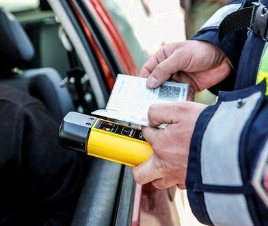 Śląskie. Tylko w weekend bytomska policja zatrzymała czterech kierowców po spożyciu alkoholu.