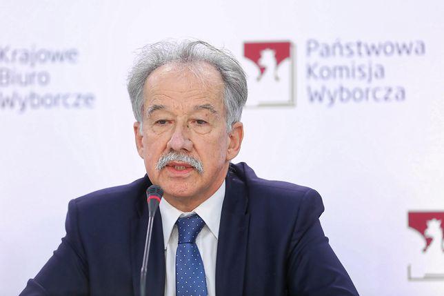 Szef PKW Wojciech Hermeliński wysłał pismo do KRRiT