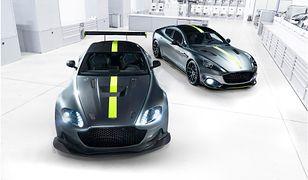 Aston Martin AMR Rapide i Vantage - zdjęcia