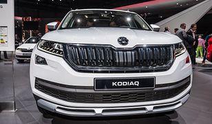 Škoda Kodiaq Sportline i Scout w Genewie - zobacz nowości z bliska