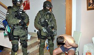 Policja zatrzymała 15 członków tzw. grupy mokotowskiej