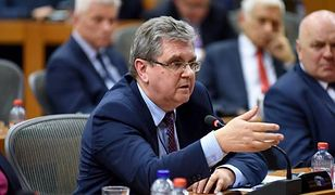 Czesław Hoc w Parlamencie Europejskim zastępował Marka Gróbarczyka