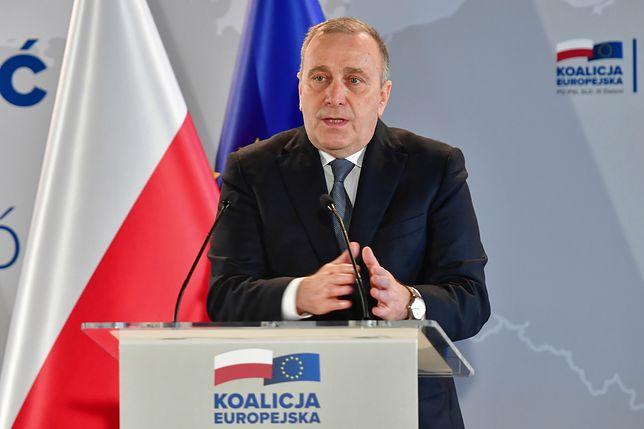 Grzegorz Schetyna zapowiedział zmiany w polskim prawie