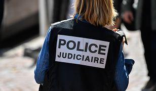 Francja. Atak nożownika na posterunek policji. Kobieta nie żyje