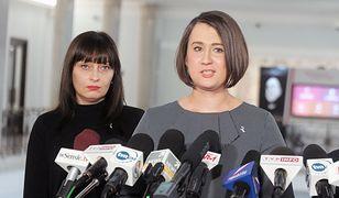 Na zdjęciu Małgorzata Janowska oraz Anna Maria Sierakowska