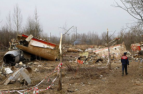 Nie poznamy całego zapisu rozmów z kokpitu Tu-154
