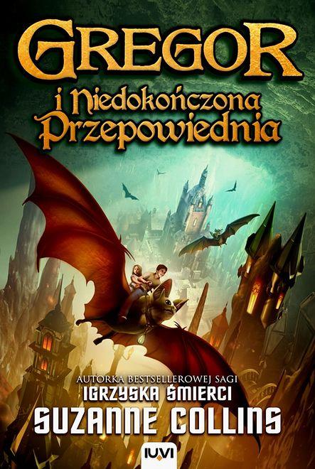 Pierwsza księga ''Kronik Podziemia'' już w sprzedaży!