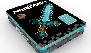 Puszka prezentowa Minecraft
