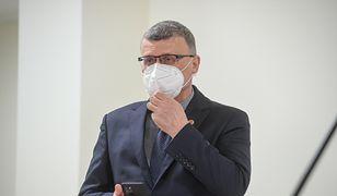 """60 stron zarzutów. Dr Paweł Grzesiowski: """"prymitywne szykany"""""""