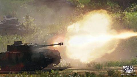 Czołgi już za moment trafią do konsolowej wersji War Thunder