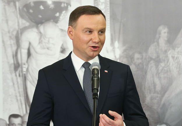 """Andrzej Duda dla """"Spiegla"""": Polska będzie prowadziła politykę proeuropejską"""