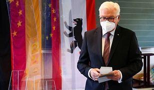 Wybory w Niemczech. Jest apel prezydenta