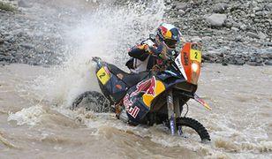 Rajd Dakar: zmiana lidera wśród motocyklistów