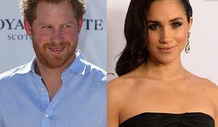 Meghan Markle rozmyśli się ze ślubu z księciem Harrym?