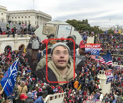 USA. Polak zatrzymany po ataku na Kapitol