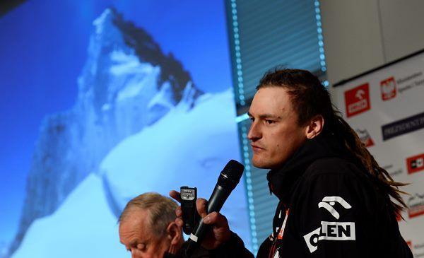 Adam Bielecki: uciekałem z tej góry. Psychicznie sobie nie poradziłem