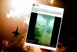Niesamowity lot w USA. Pilot przeleciał obok tornada [WIDEO]