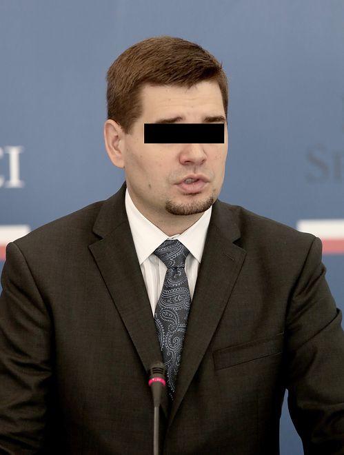 Były wiceminister sprawiedliwości Michał K. usłyszał zarzuty