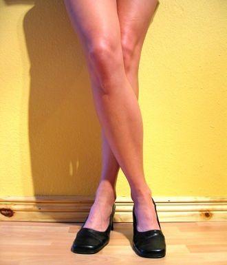 Zadbane kolana