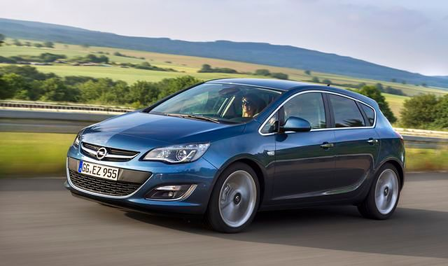 Opel Astra w ekonomicznej wersji zadebiutuje w Genewie