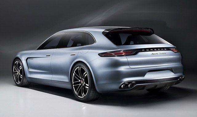 Panamera Sport Turismo, czyli prawie-kombi od Porsche