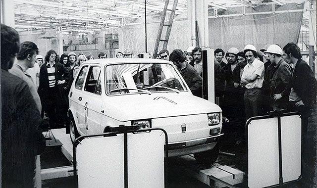 40 lat minęło. Fiat w Tychach świętuje urodziny