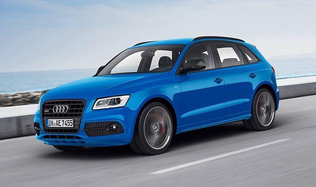 Audi SQ5 TDI plus: mocniejszy i lepiej wyposażony