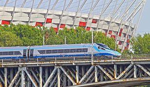 Najpopularniejsze trasy PKP Intercity to Warszawa-Kraków i Warszawa-Trójmiasto