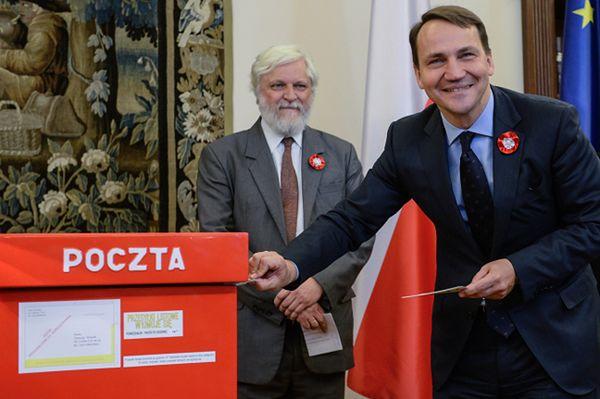 """Radosław Sikorski rozpoczął akcję """"Mamy niepodległą!"""""""