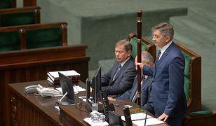 """Kuchciński o zarzutach """"DGP"""": bezpodstawne"""