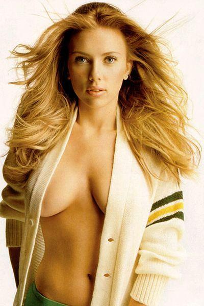 Scarlett Johansson 75D