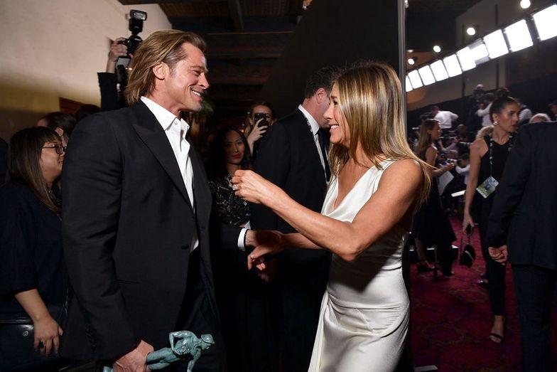 """Huczy od plotek. Aniston i Pitt """"niebawem ogłoszą dobre wieści"""""""