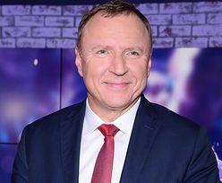 Jacek Kurski podziękował żonie na ramówce TVP. Widownia była zaskoczona
