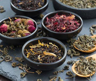 Polska jest jednym z największych eksporterów herbaty.