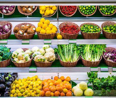 Świeże warzywa dostępne są przez cały rok. To nie zawsze dobry wybór.