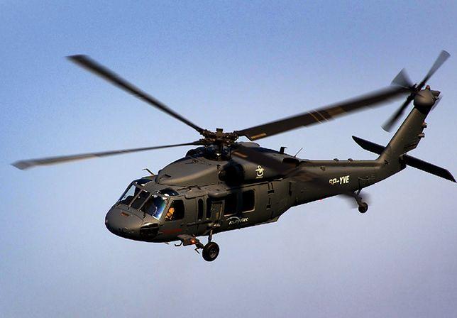 Nie tylko F-35. Zobacz uzbrajanie helikoptera Black Hawk.