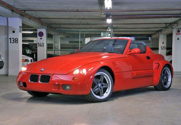 Tajny garaż BMW M Power - WP Moto