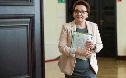 Sejm odrzucił wniosek o odwołanie minister edukacji