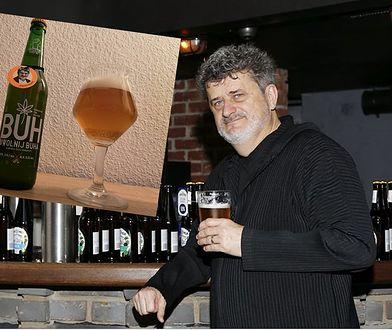 Buh za 9 złotych, ale bez wow. Próbujemy piwa z konopiami od Palikota i Wojewódzkiego [TEST]