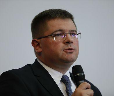 Tomasz Rzymkowski, podobnie jak Przemysław Czarnek, jest prawnikiem (Bartlomiej Wojtowicz)