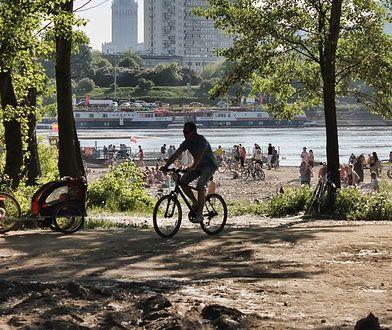 W Warszawie spadła liczba wypadków z udziałem rowerów