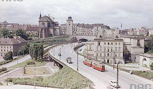Warszawa na starych zdjęciach