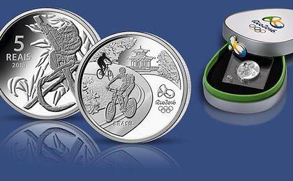 Rio 2016. Oficjalne monety olimpijskie dostępne w Polsce