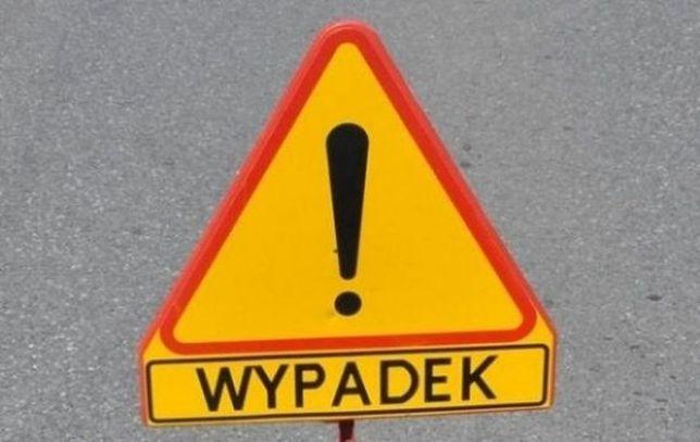 Tragiczny wypadek na Mazowszu. Zablokowana droga do Warszawy