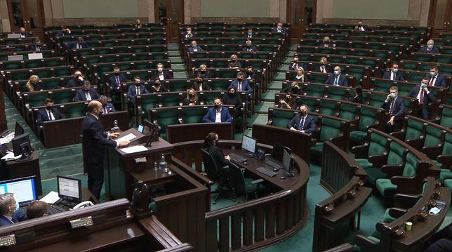 Sejm. Debata o wotum nieufności wobec Zbigniewa Ziobro