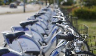 W Katowicach podróżowanie rowerem staje się coraz popularniejsze.