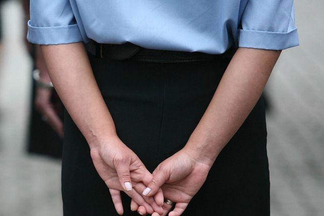 Policjantka z Opola zapłaciła za błędy młodości