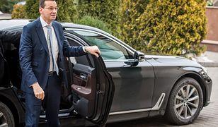 Premier dla WP: Mateusz Morawiecki zapowiada zmianę przepisów drogowych