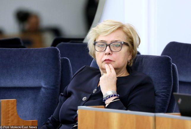 Afera w ministerstwie sprawiedliwości. Małgorzata Gersdorf komentuje